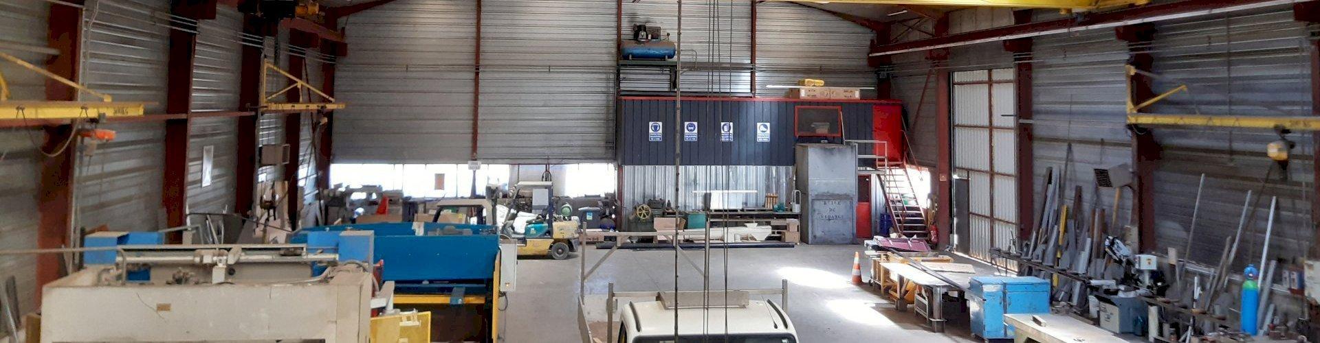 CAP Maintenance - Spécialiste de la chaudronnerie, du stockage et de la maintenance industrielle dans le Cher